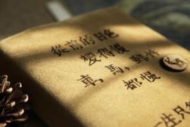 读木心《从前慢》有感:从前慢,慢的不只有从前